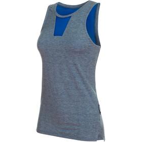 Mammut Crashiano Naiset Hihaton paita , sininen